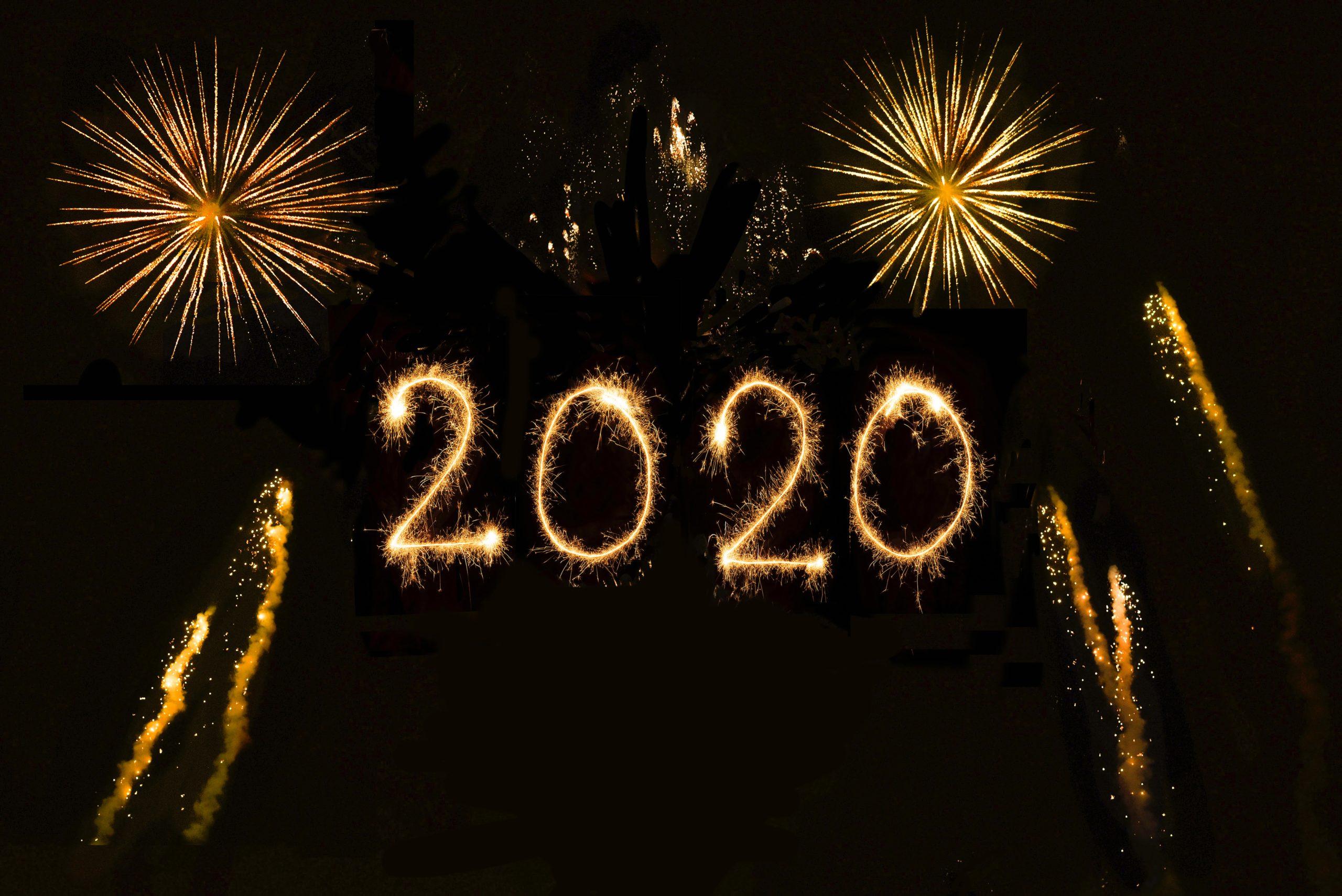 2020 , nous y voilà !